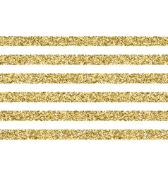 Gift glitter striped pattern vector