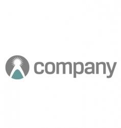 charity company logo vector image