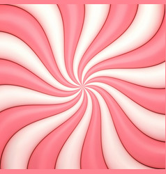 candy sweet abstract background vector image