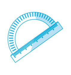 Compass angle meter vector
