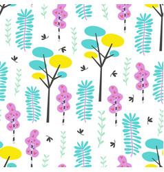 Seamless creative pattern vector