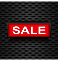 Discount warning messages sale warning grid vector