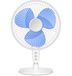 electric fan vector image vector image