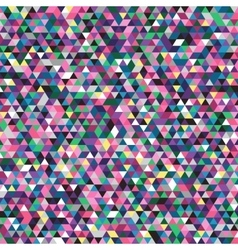 Abstract geometric background triangles vector
