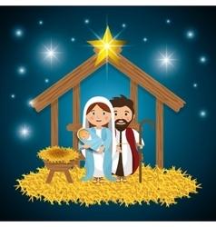 Merry christmas cartoons vector