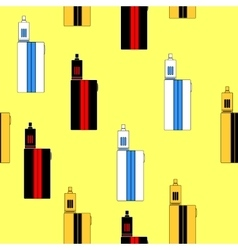 Pattern of vaporizers vector