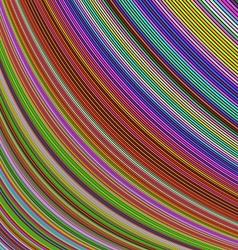 Psychedelic fantasy background vector