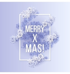 Christmas and new years blue purple background vector