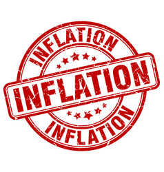 Inflation stamp vector