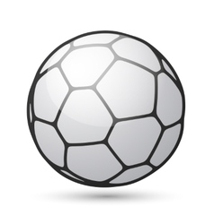 Soccer football ball vector