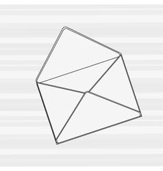 Envelope icon design vector