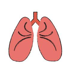 Human lung anatomy diagram royalty free vector image cartoon diagram of human anatomy funny internal vector image lungs vector image ccuart Image collections