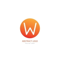 Abstract logo elements logotype template vector