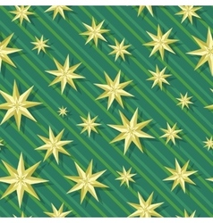 Eight-pointed stars seamless pattern vector