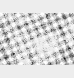 Grey halftone distressed old style page background vector