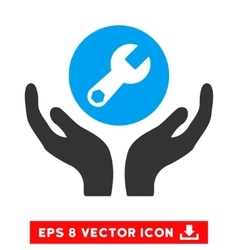 Wrench maintenance eps icon vector