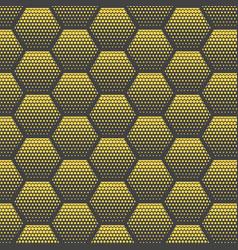 Abstract halftone minimalist seamless pattern on vector