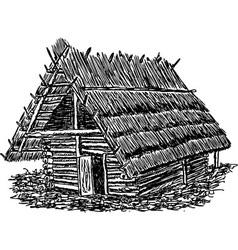 Hut vector