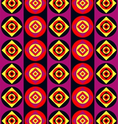 Acid disco pattern vector