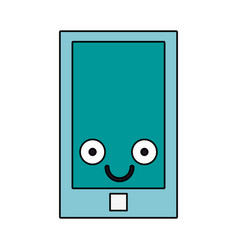 Smartphone cellphone icon image vector