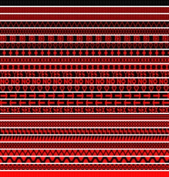 Black red lines cs5 vector