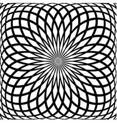 Rotation pattern vector