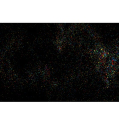 Colorful grainy texture rectangle vector