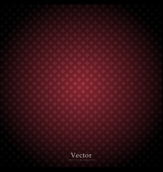 abstract dark red pattern background vector image