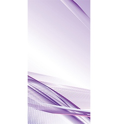 Abstract lilac template vector