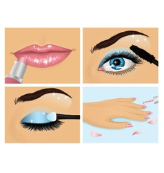 Make up 3 vector