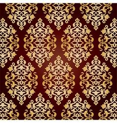 Antique ottoman turkish pattern design fourty nine vector