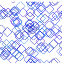Seamless square background pattern - vector