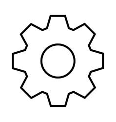 Gear cogwheel transmission vector