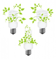 nature electricity vector image vector image