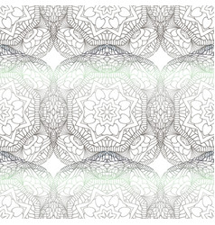 seamless silver pattern silver and white pattern vector image