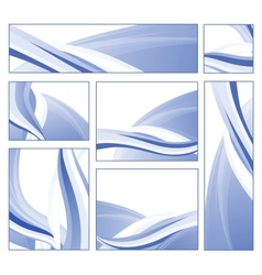 abstract patterns vector image vector image