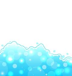 Abstract water card sea wallpaper vector image