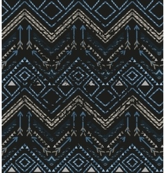 Ethnic seamless tribal boho pattern vector