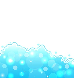 Abstract water card sea wallpaper vector image vector image