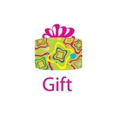 Logo holiday vector