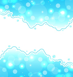 Abstract water card sea wallpaper vector