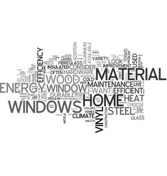 A guide to window hardware text word cloud concept vector