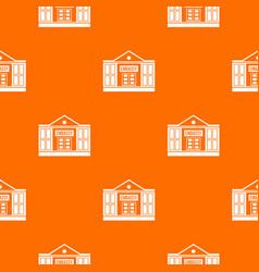 Embassy pattern seamless vector