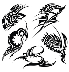 Tattoo pattern vector