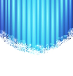 Christmas abstract wallpaper sparkle snowflakes vector