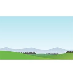 Landscape background 1 vector