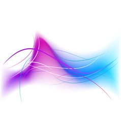 Mist background vector