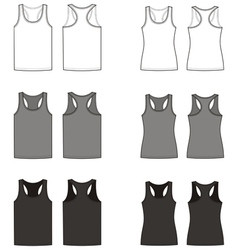 Singlet vector image