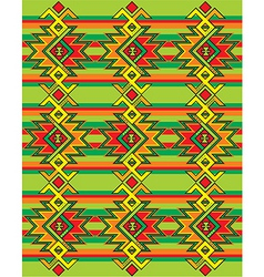 Mexican ethnic background vector