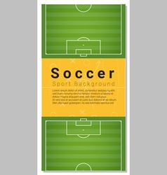 Football field graphic background 1 vector